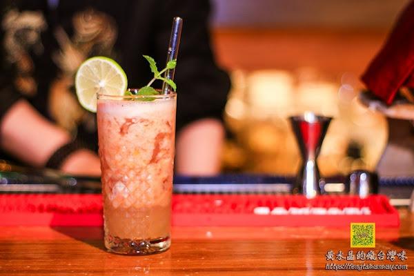 Mix Bistro餐酒館|桃園站前商圈必訪客製化專業特色調酒餐酒館;下班後放鬆的絕佳場所