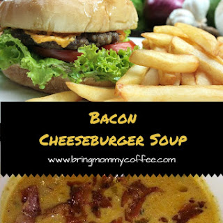 Bacon Cheeseburger Soup Velveeta Recipes
