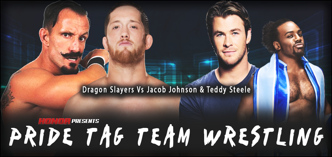 &Vs&Dragon Slayers vs Jacob Johnson and Teddy Steele