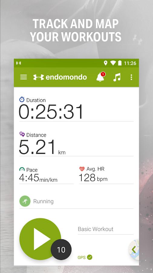 Endomondo Running Amp Walking Android Apps On Google Play