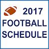 2017 Football Schedule (NFL)