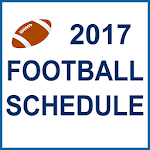 2017 Football Schedule (NFL) Icon