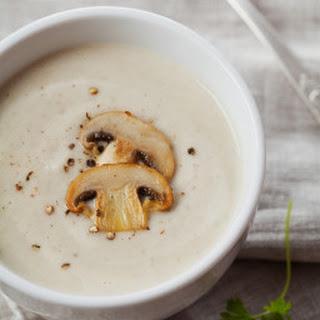 Leek & Mushroom Soup