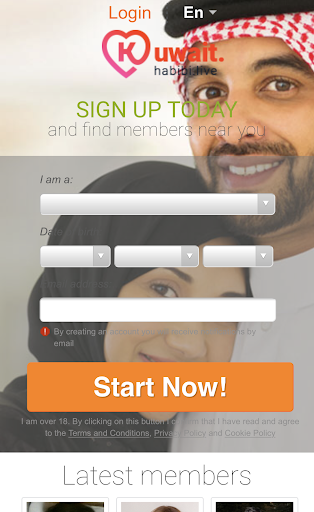 Dating-App in kuwait Beste Dating-App in singapore