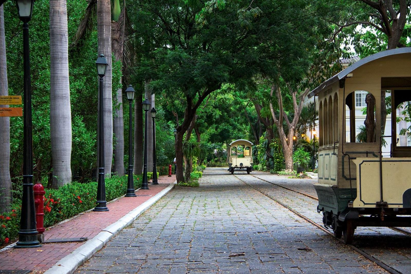 Guayaquil Historic Park