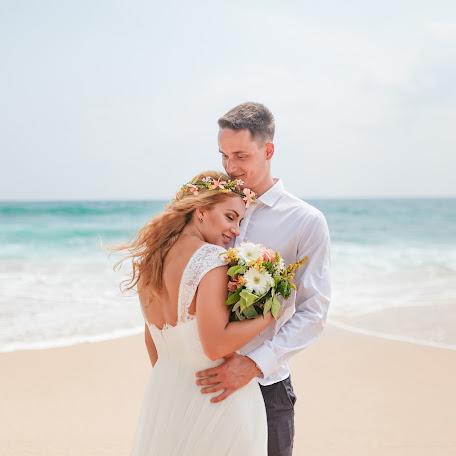 Wedding photographer Maryana Sharabura (SunnyDays). Photo of 21.11.2017