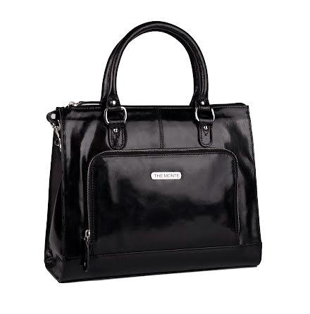 Handväska i Skinn The Monte 51085
