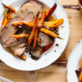 German Slow Cooker Pot Roast (Sauerbraten)