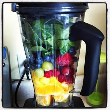 SIMPLE GREEN SMOOTHIES!