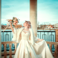 Wedding photographer Elena Yurchenko (lena1989). Photo of 01.03.2018