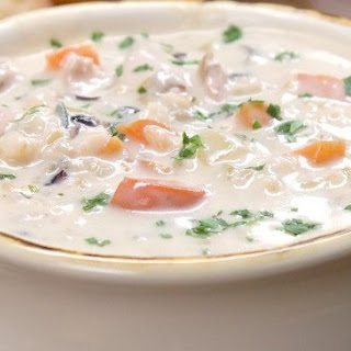 Low Calorie Chicken Wild Rice Soup Recipes