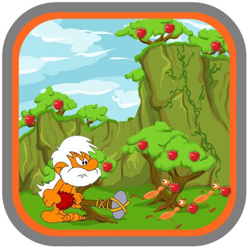 Temple Caveman Run Forest