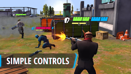 King Hardcore - pvp shooter ss3