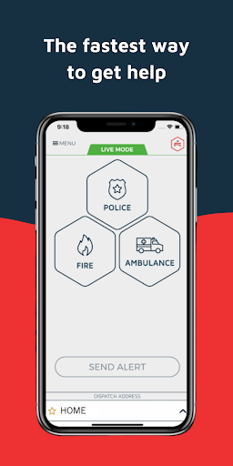 Rescu - Saves Lives screenshot for Android