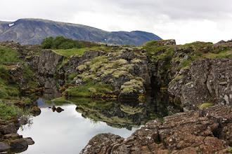 Photo: Þingvellir - park narodowy, historycznie ważny (zbiórki wikingowych parlamentarzystów).