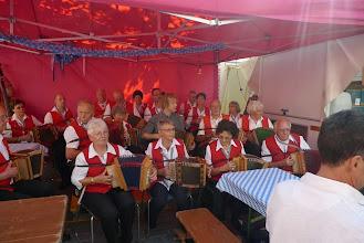 Photo: Anschliessend durften wir in der Altstadt ca. eine  Stunde frei musizieren