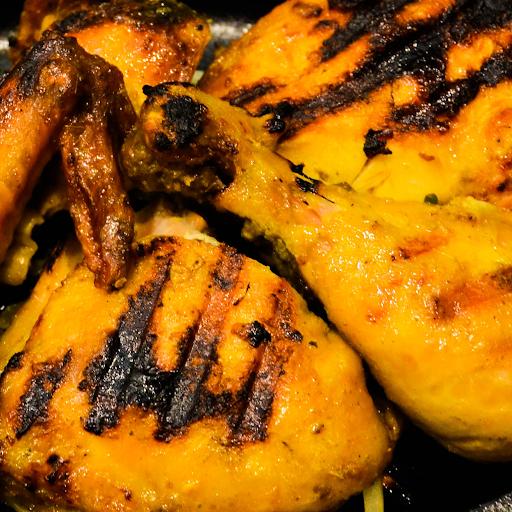 Thai BBQ Chicken (Half)