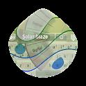 Fiammata solare GO Keyboard icon