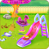 Childrens Park Garden Cleaning Android APK Download Free By Rosytales