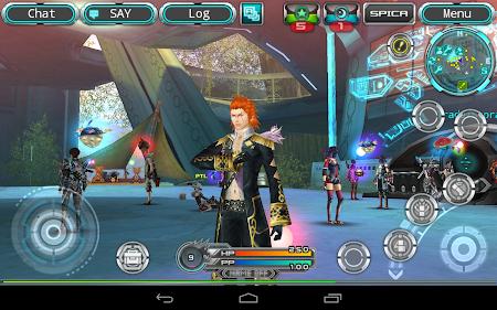 MMORPG Stellacept Online 1.0.3 screenshot 184063