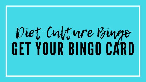 Get Your Bingo Card