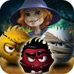 Happy Magic Witch - Halloween Game Icon