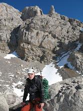 Photo: Debajo del Pico de Santa