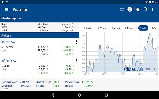 Börse & Aktien - finanzen.net  screenshots 18