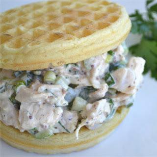 Fried Chicken Salad Sandwiches Recipes