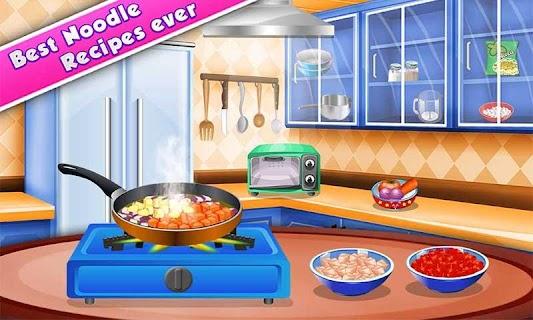 Noodle Maker – Cooking Game screenshot 00