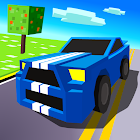 Blocky Racing - Traffic Racer