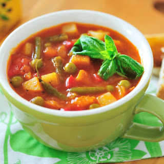 Mixed Vegetable Soup Recipe