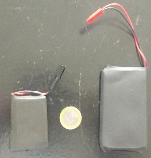batterie ricaricabili telecamera wifi