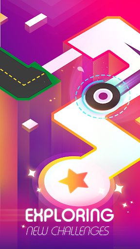 Dancing Ballz: Magic Dance Line Tiles Game screenshot 3