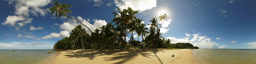 Photo: Fiji, Viti Levu Island, Coral coast, Mango Bay