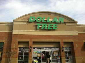 Photo: Popped into the Dollar Tree on the way home for cheap baskets to organize the pantry.
