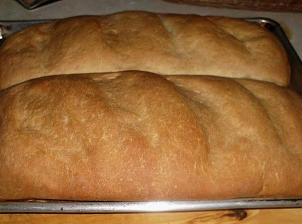 French Bread-bread Machine/oven Recipe