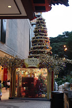 Photo: Year 2 Day 136 - Christmas Tree Already in Orchard Road