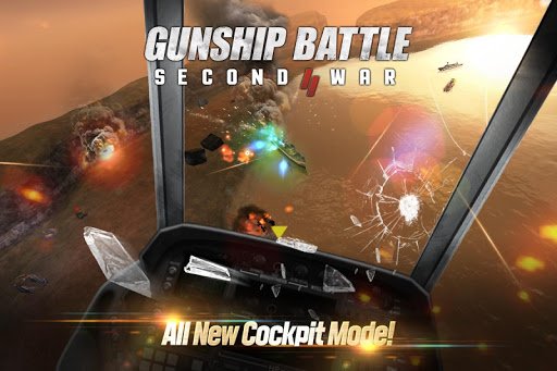 GUNSHIP BATTLE: SECOND WAR