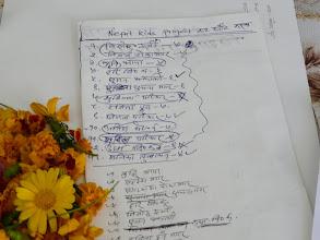 Photo: Nepal Kids Projektarbeit.