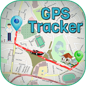 GPS Mobile Tracker on Maps