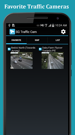 SG Traffic: Real Time Cameras 1.0.8 screenshot 1092857