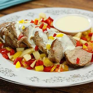 Salsa Pork Fillet.
