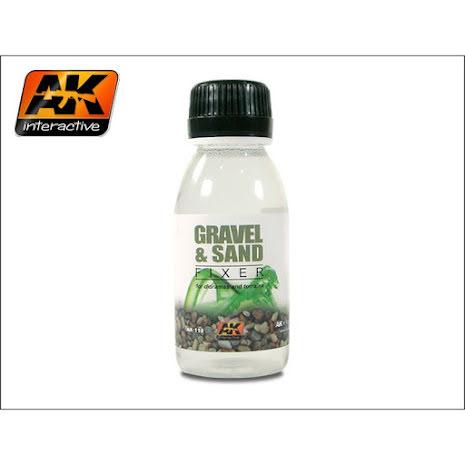 Gravel And Sand Fixer (100mL)