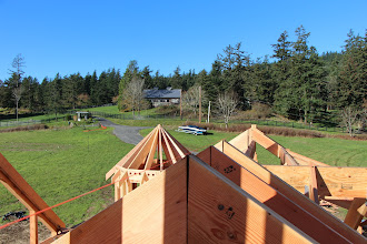 Photo: And west from the cupola