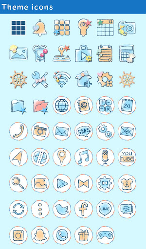 Cute Theme-Marine Pastels- 1.0.0 Windows u7528 4