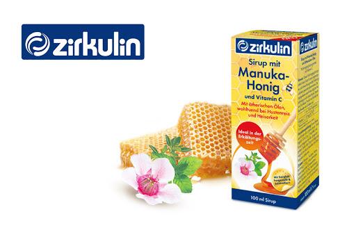 Bild für Cashback-Angebot: Zirkulin Sirup - Zirkulin