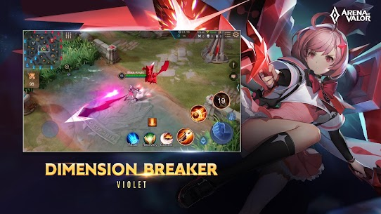 Arena of Valor: 5v5 Arena Game Apk Download For Android and Iphone Mod Apk 6