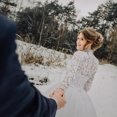 Свадебный фотограф Андрей Панфилов (alcaida). Фотография от 23.12.2017