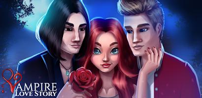 Love Story Games Vampire Romance  Android App On Appbrain